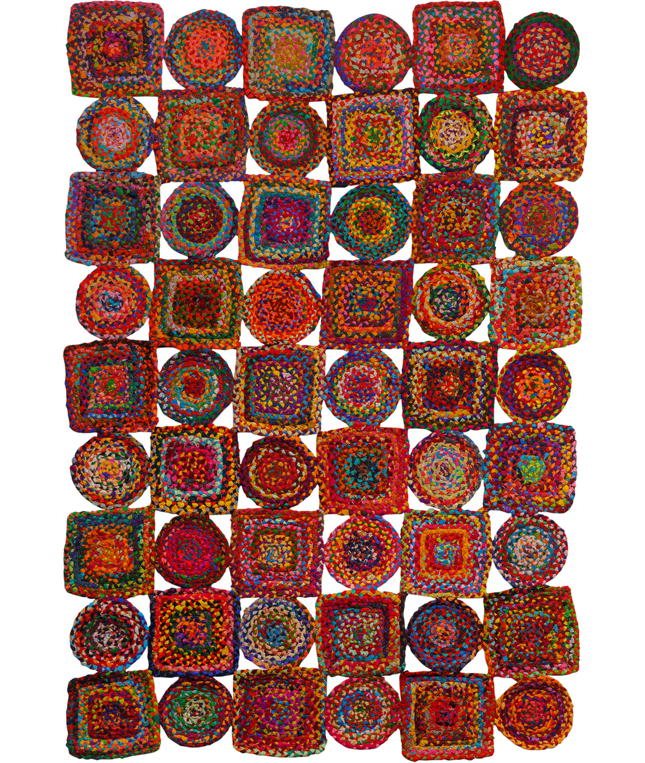 Natura Multicolor Carpet 00009A