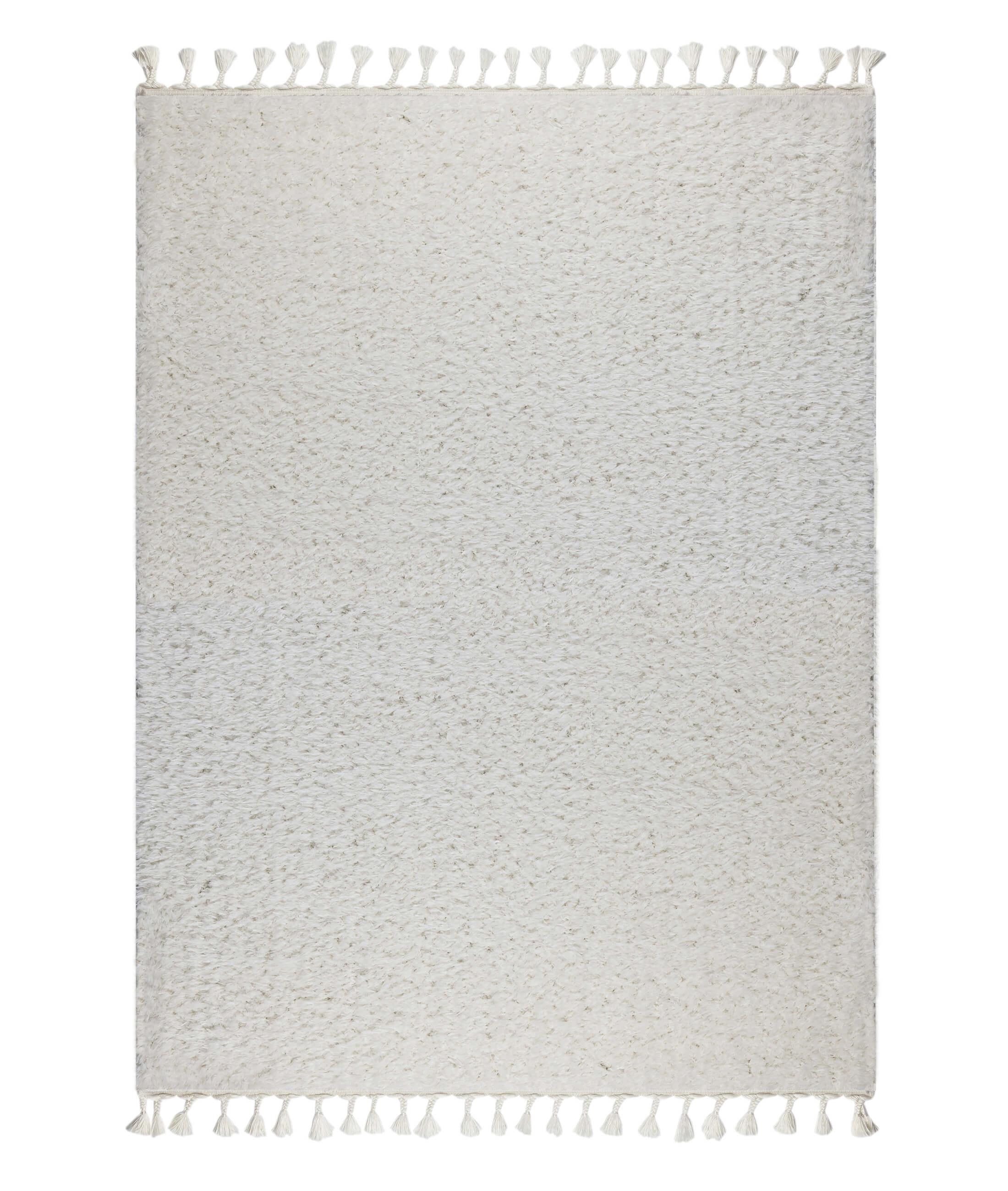 Marakesh White Carpet 0277I