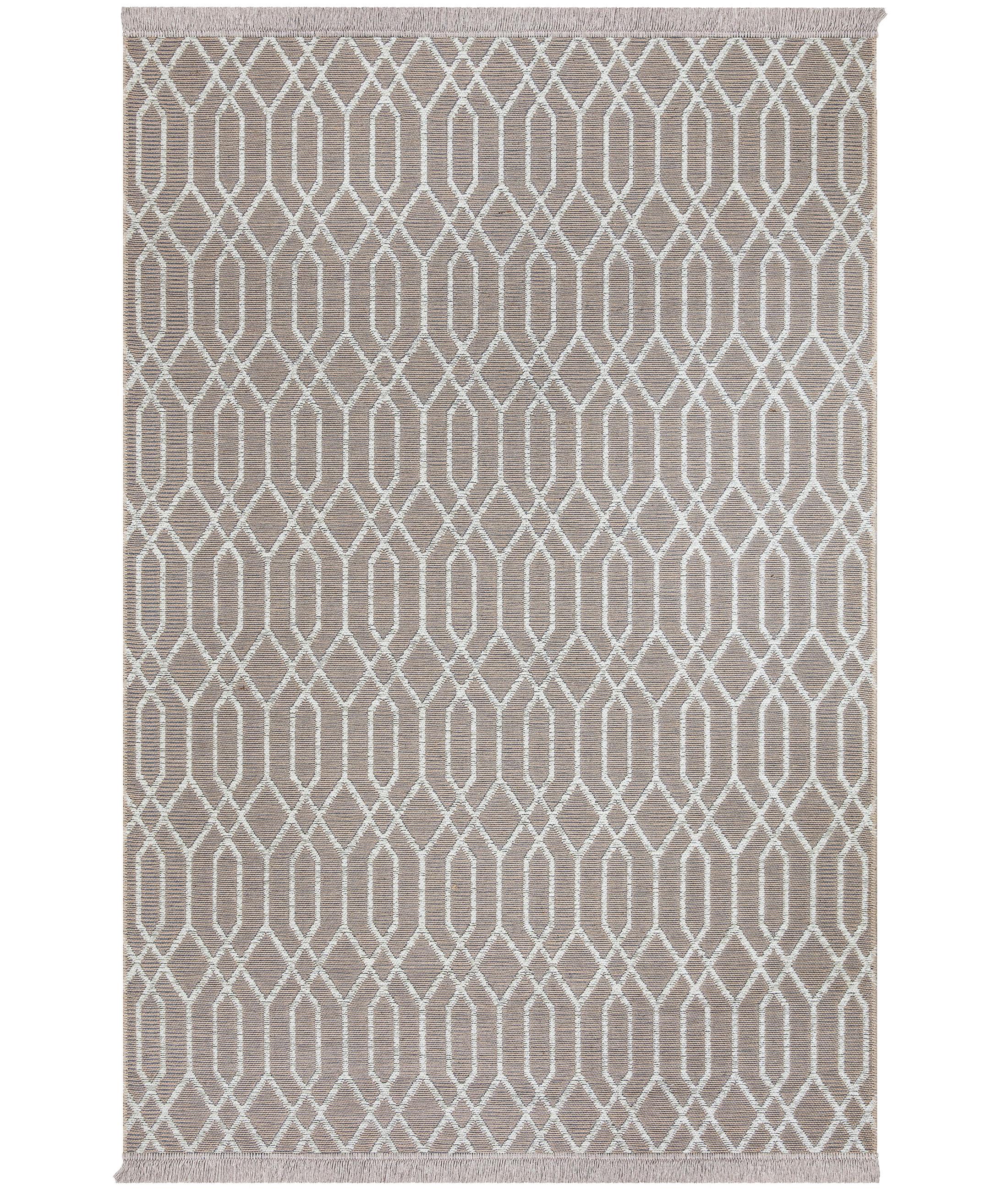 Rosso Cream Carpet 23037A