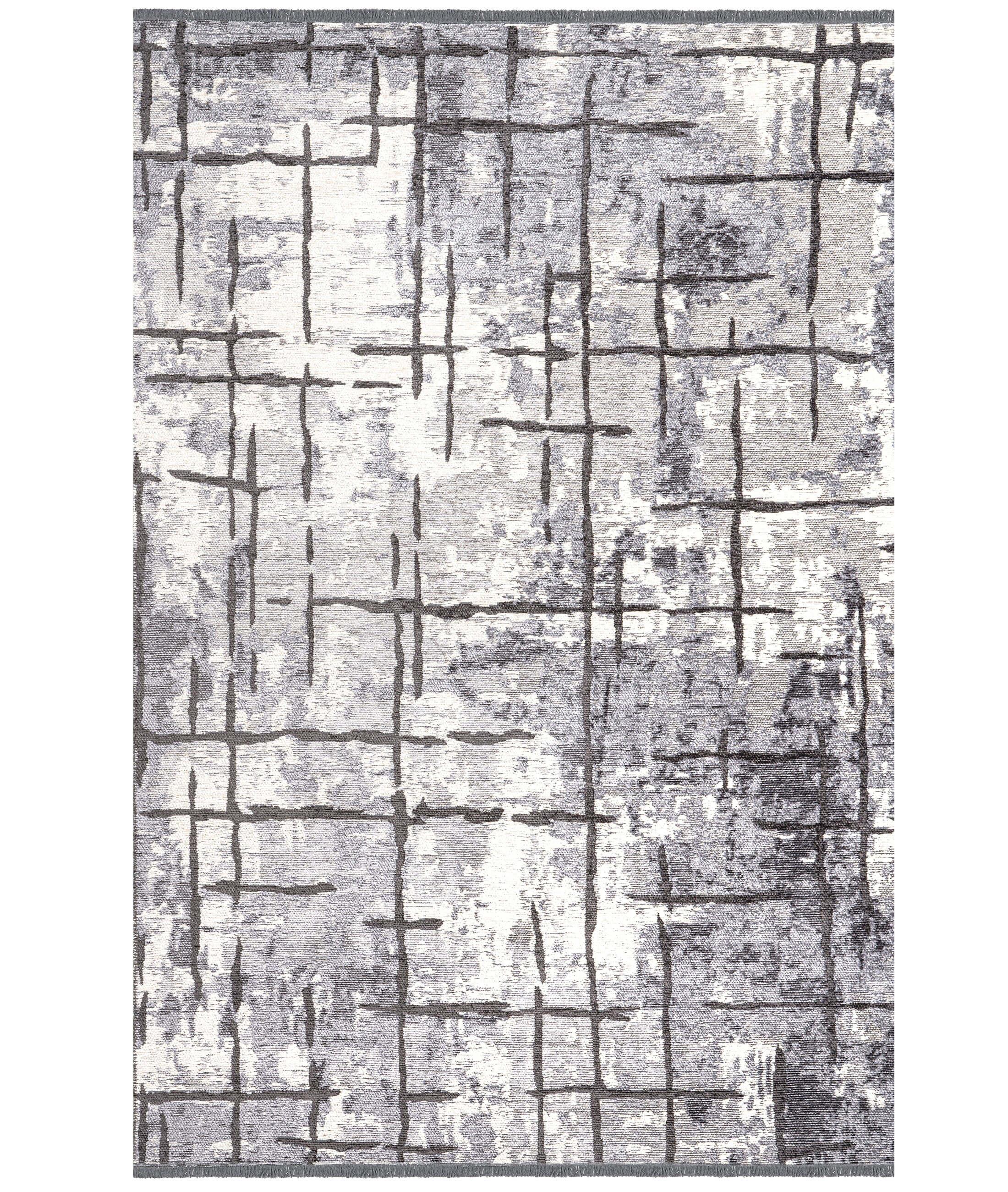 Toscana Gray Carpet 23187A