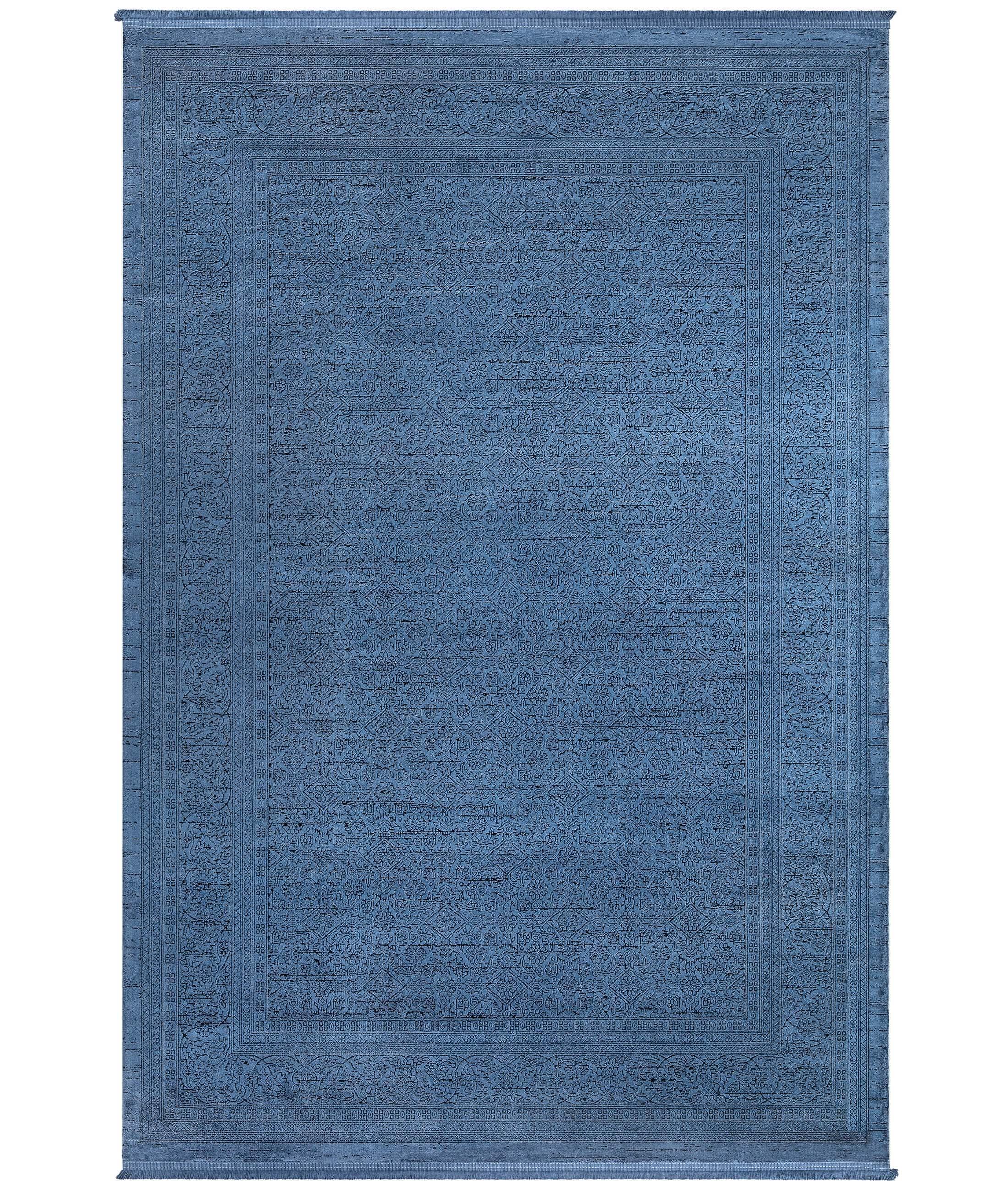 Ebru Navy Carpet 30786