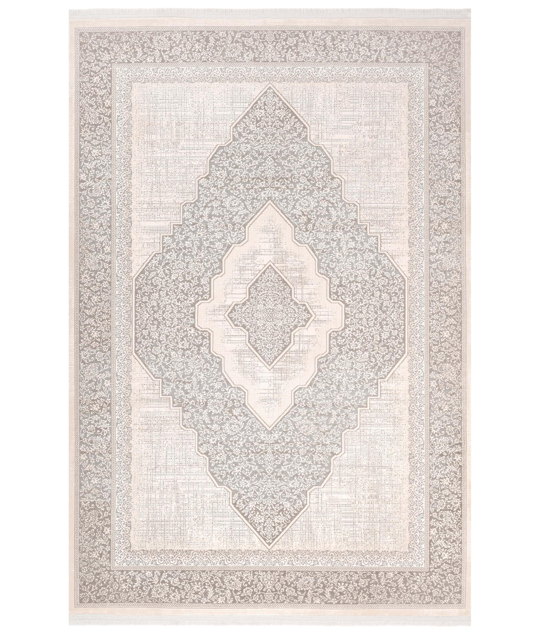 Milano Gray Carpet 30855A