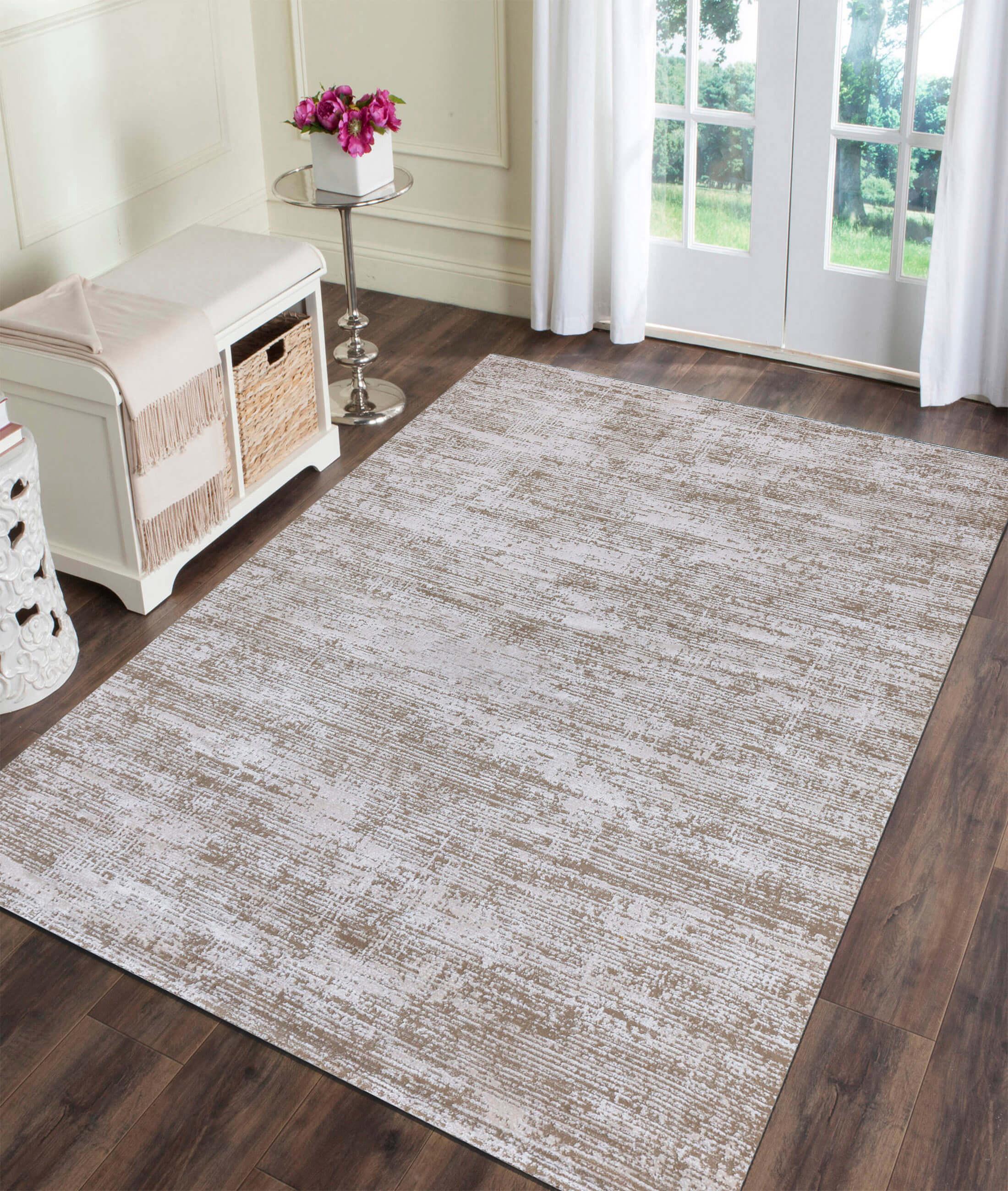 Kilyos Beige Carpet 45563A