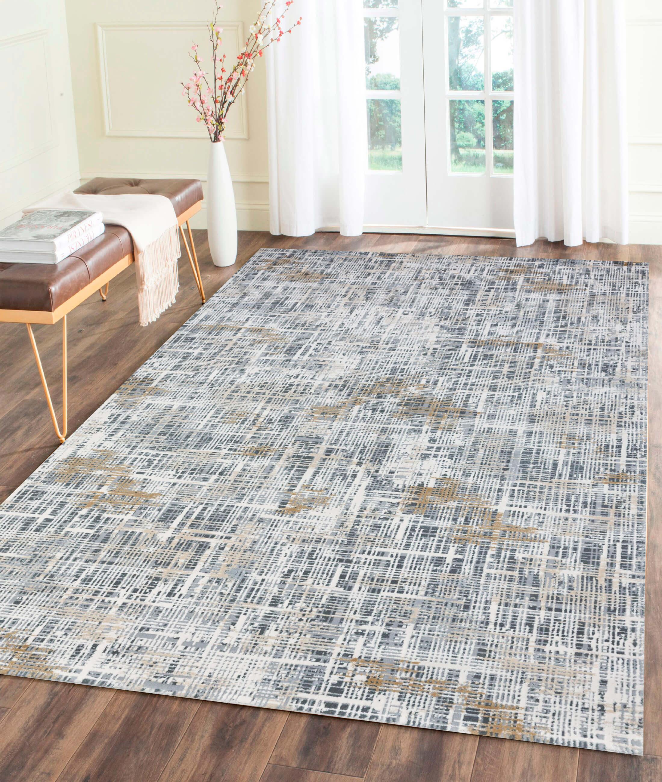 Kilyos Blue Carpet 45676A