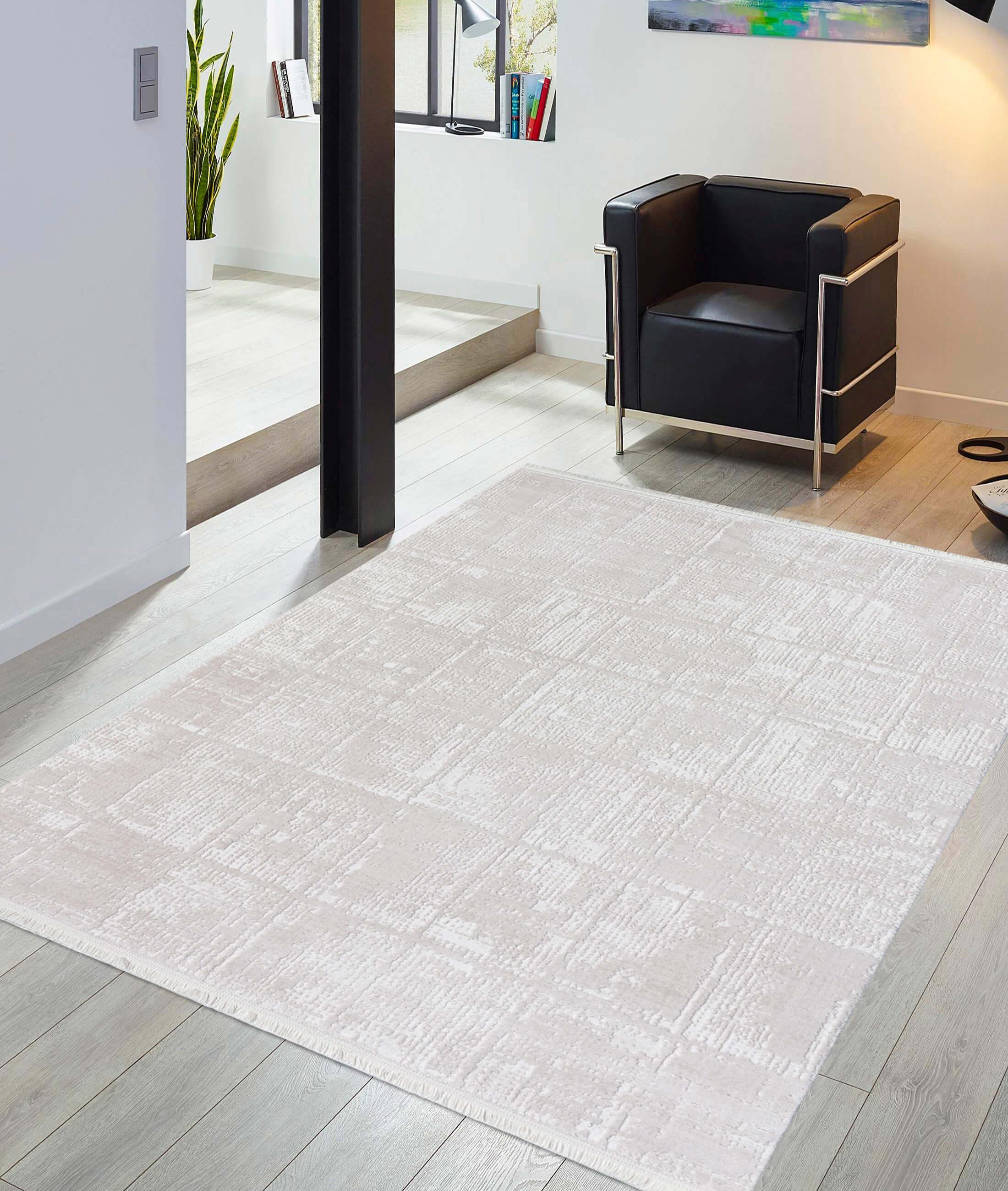 Çırağan Beige Carpet 45707A