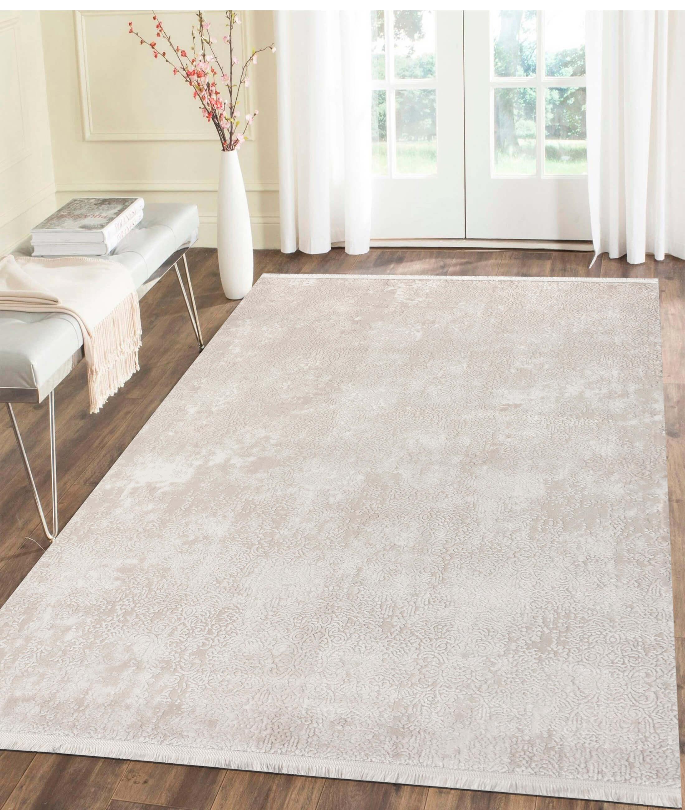 Çırağan Beige Carpet 45756A