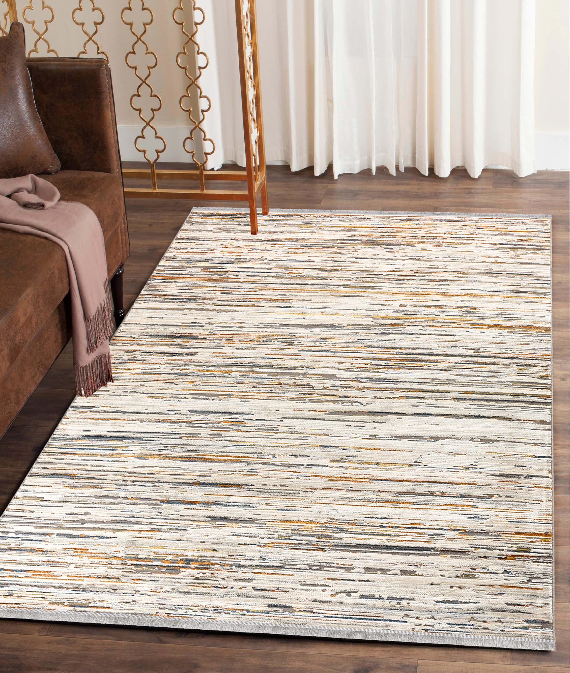 Icon Multicolor Carpet 51263A