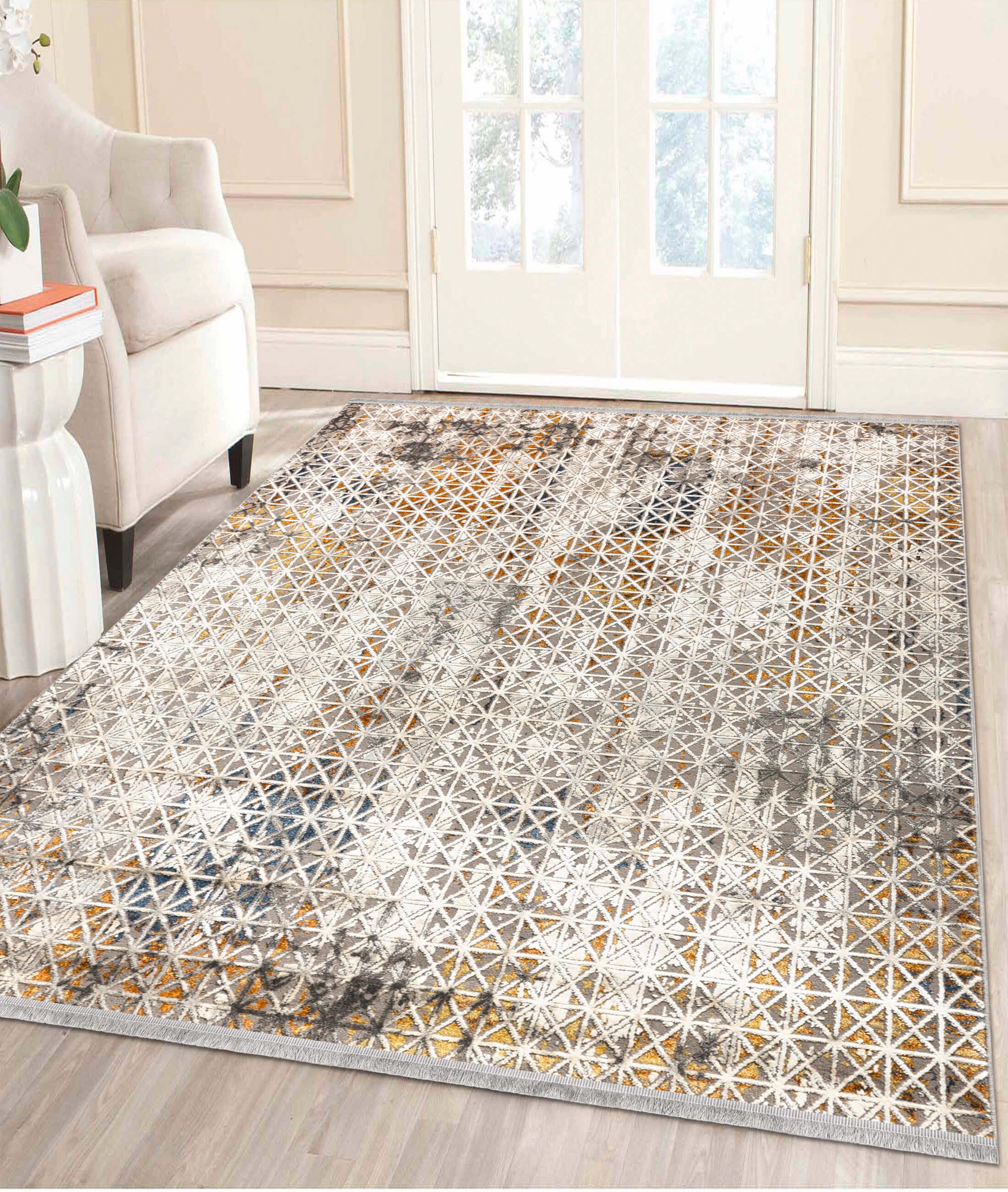 Icon Multicolor Carpet 51273A