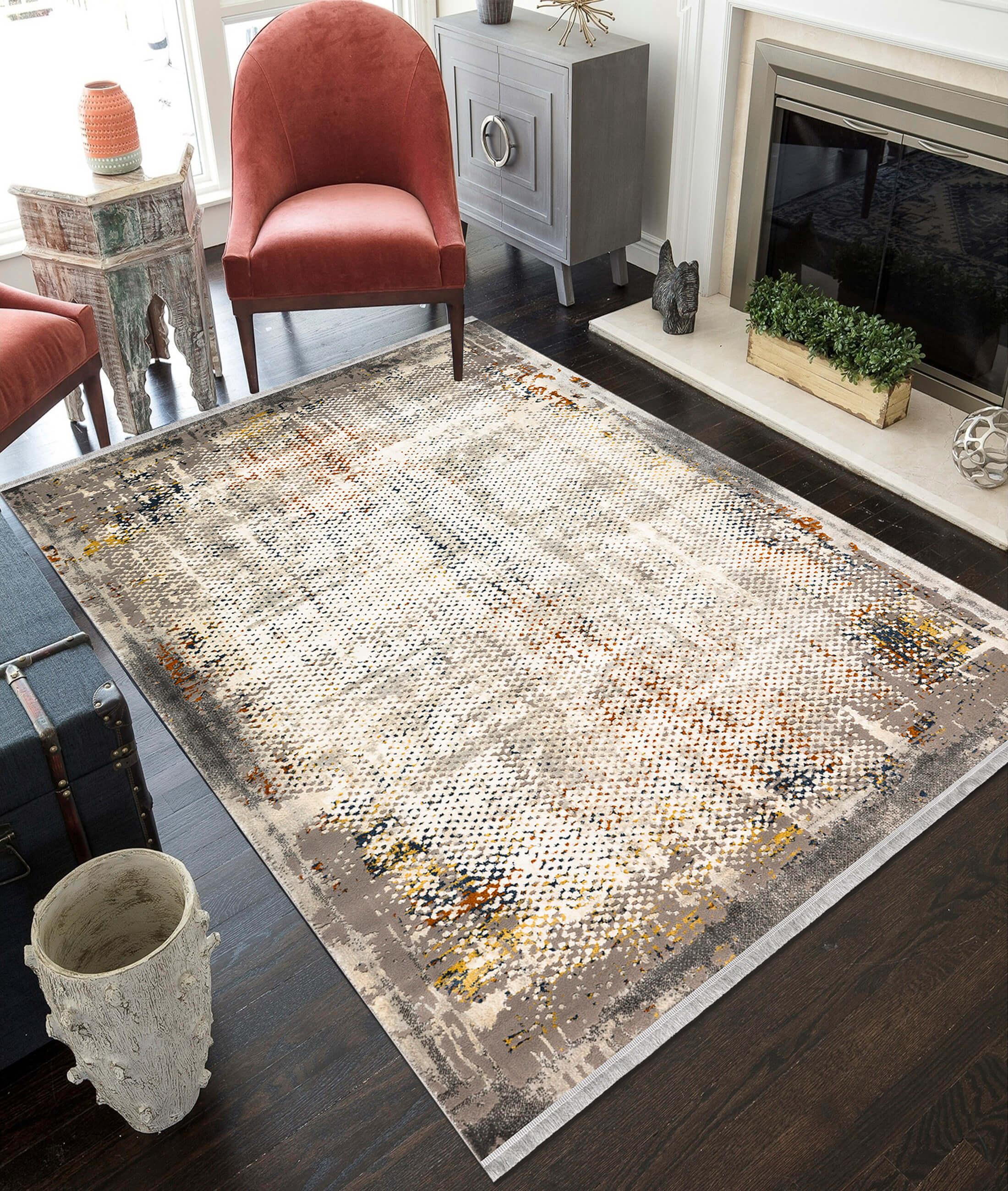 Icon Multicolor Carpet 51283A