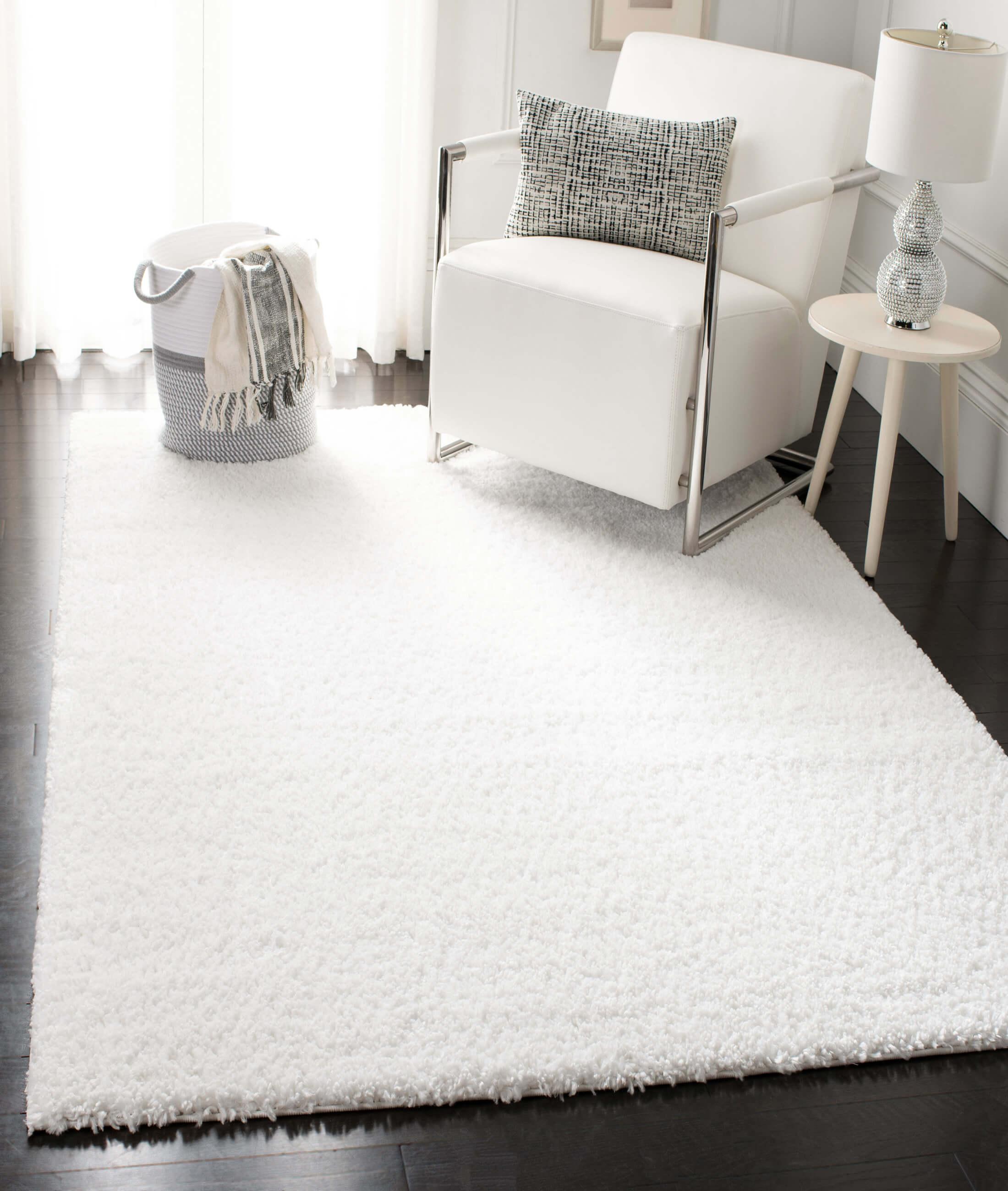 Pufyy White Carpet 76710A